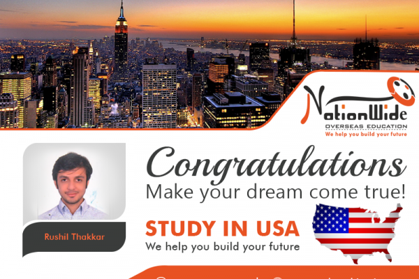 Student Visa for Overseas Study in USA