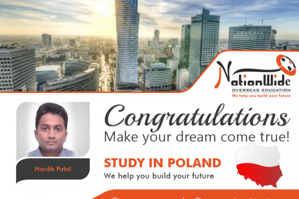 Student Visa for Overseas Study in Poland