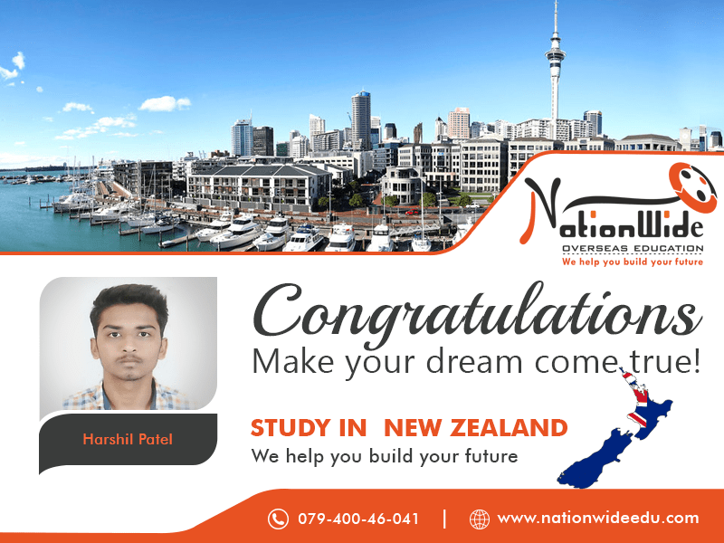 Student Visa for Overseas Study in New Zealand