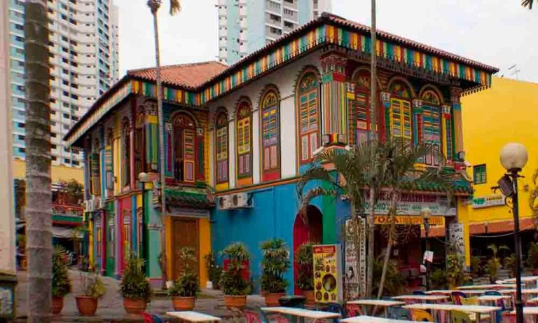 Little-India-and-Arab-Street-