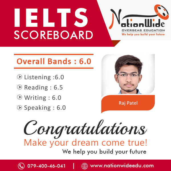 Congratulations for achieving Optimal Score in IELTS Exam