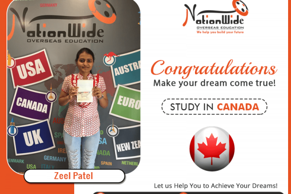 Student Visa for Overseas Study in Canada