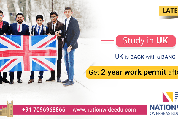 UK Reinstated for International Students