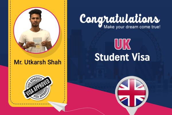 UK student visa consultant in Ahmedabad
