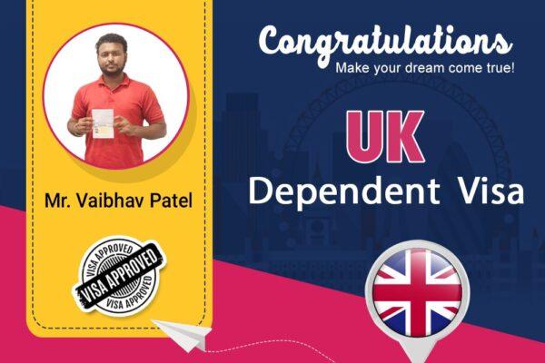 UK Dependent Visa